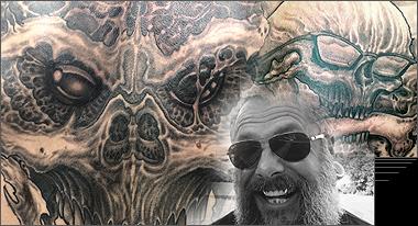 Oli Nightliner Tattoo Berlin