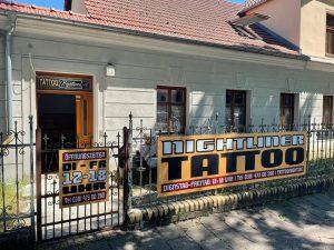 Nightliner Tattoostudio in Berlin-Französisch Buchholz